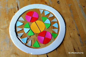 contact-paper-suncatchers-circle-art