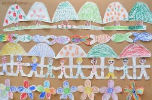 paper-chain-doll-designs